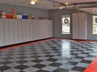 Garage Flooring - Epoxy and RaceDeck Flooring in St. Louis