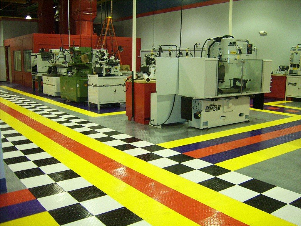 Racedeck Garage Floors Case Studies In St Louis Mo