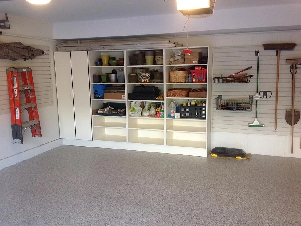 Garage Shelving Design Ideas 5 Garage Storage Ideas To Declutter Your Garage Space