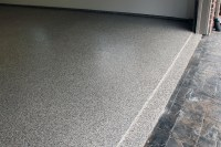 Epoxy Garage Floors that are beautiful and commercial ...