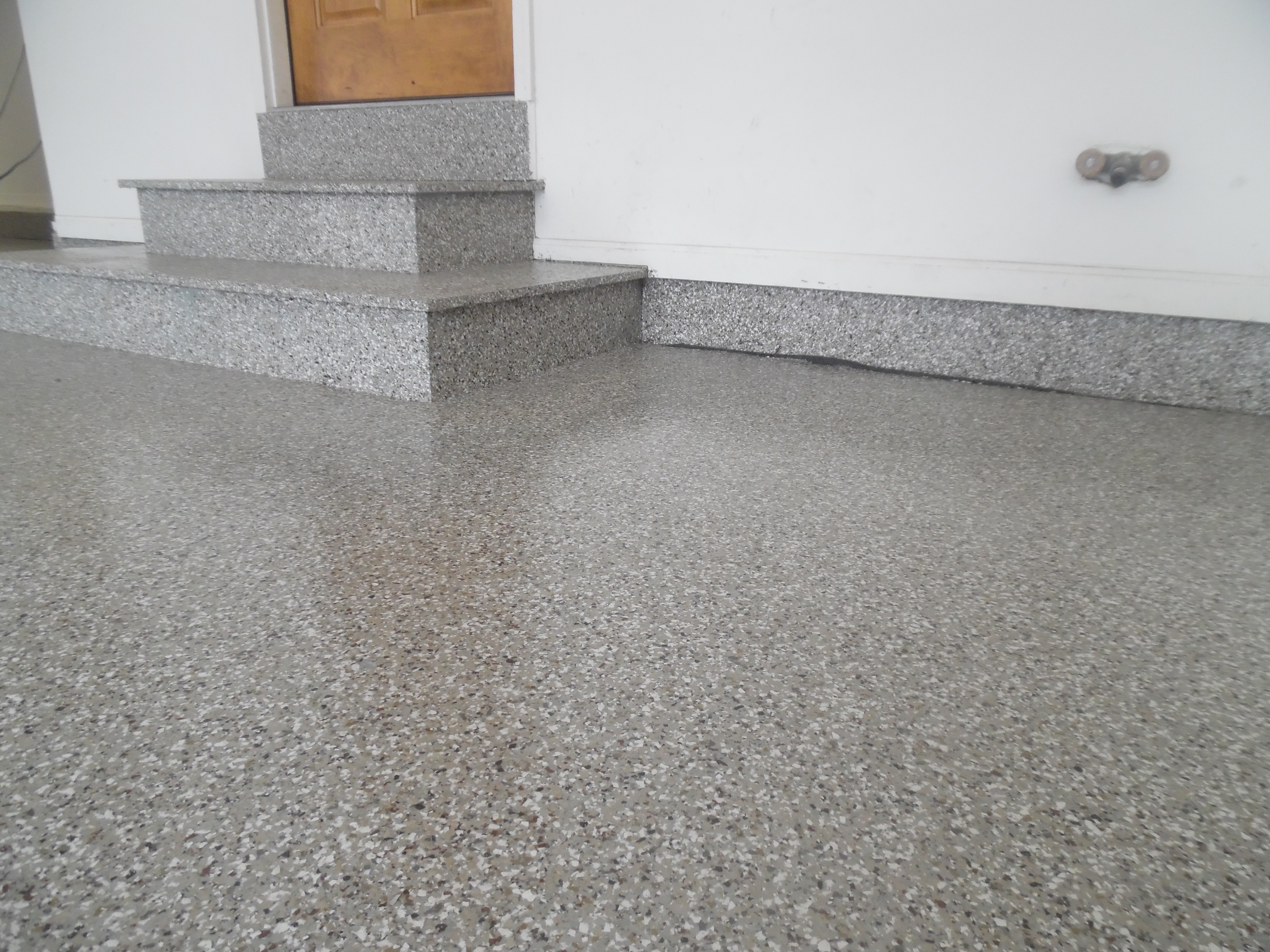 Garage Floor Epoxy Steps Epoxy Garage Floors That Are Beautiful And Commercial Gradegarage