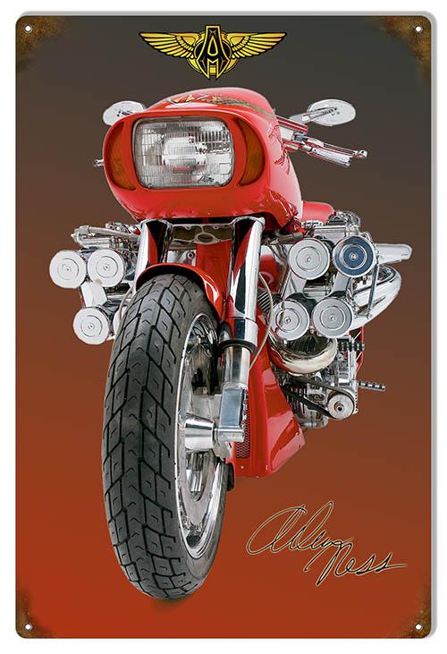 RG6763 Arlen Ness Custom Motorcycle