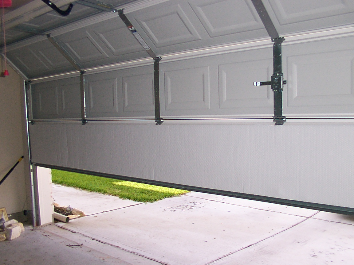 Garage Door Repair Tacoma Why Purchase An Insulated Garage Door Precision Garage Door San