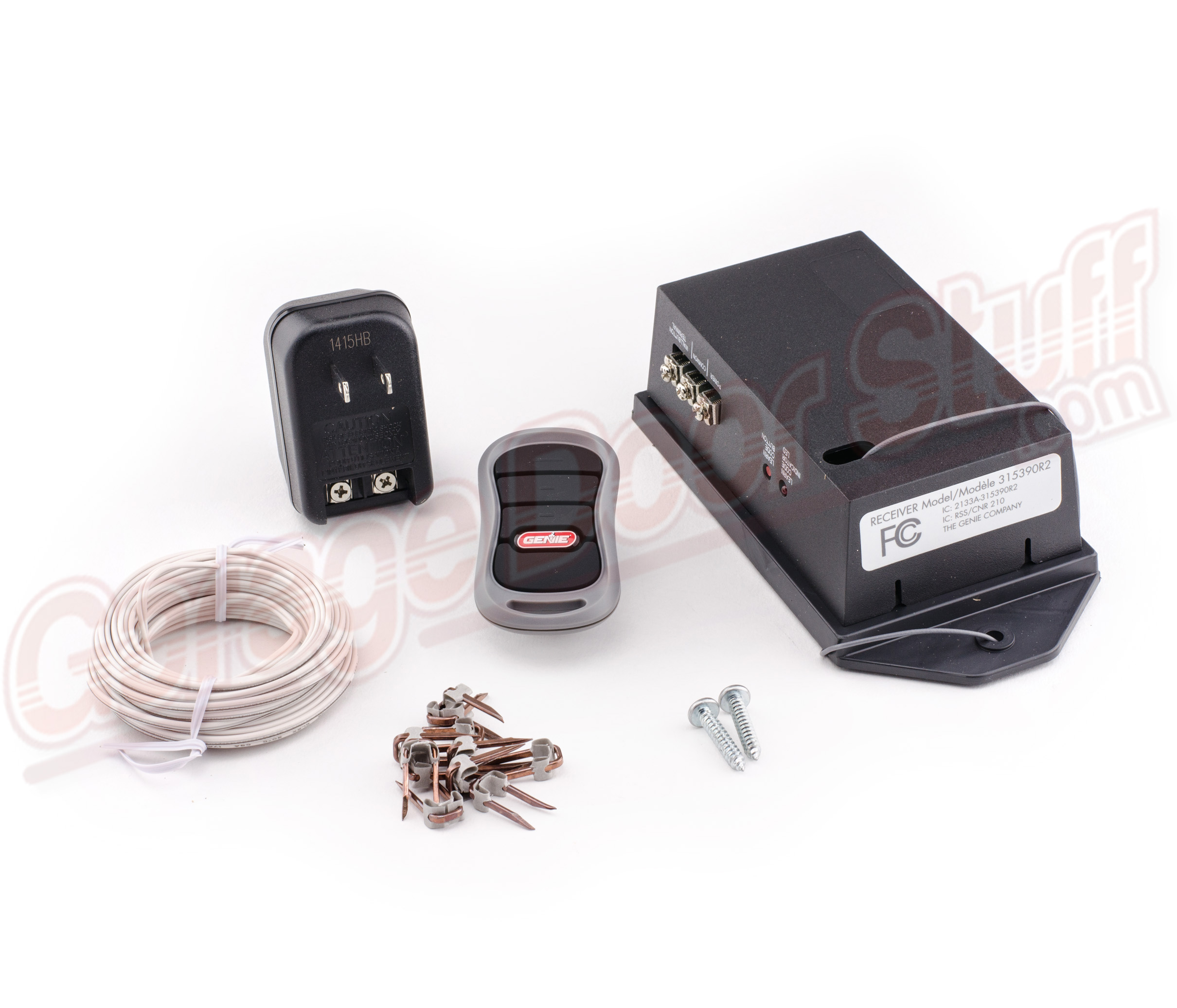 Garage Door Opener Remote Genie Girud 1t Garage Opener Remote Receiver Conversion Kit