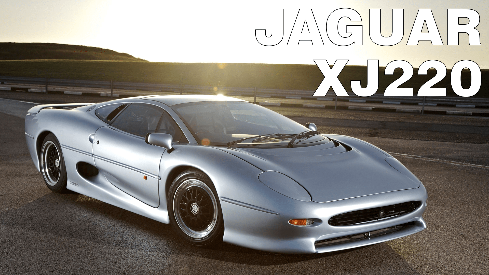 Jaguar Xj13 Blueprint The Complete History Of The Jaguar Xj220 Garage Dreams