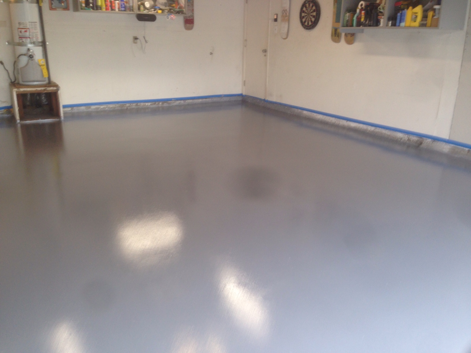 Garage Floor Epoxy Grand Junction Rust Bullet Garage Floor Kits