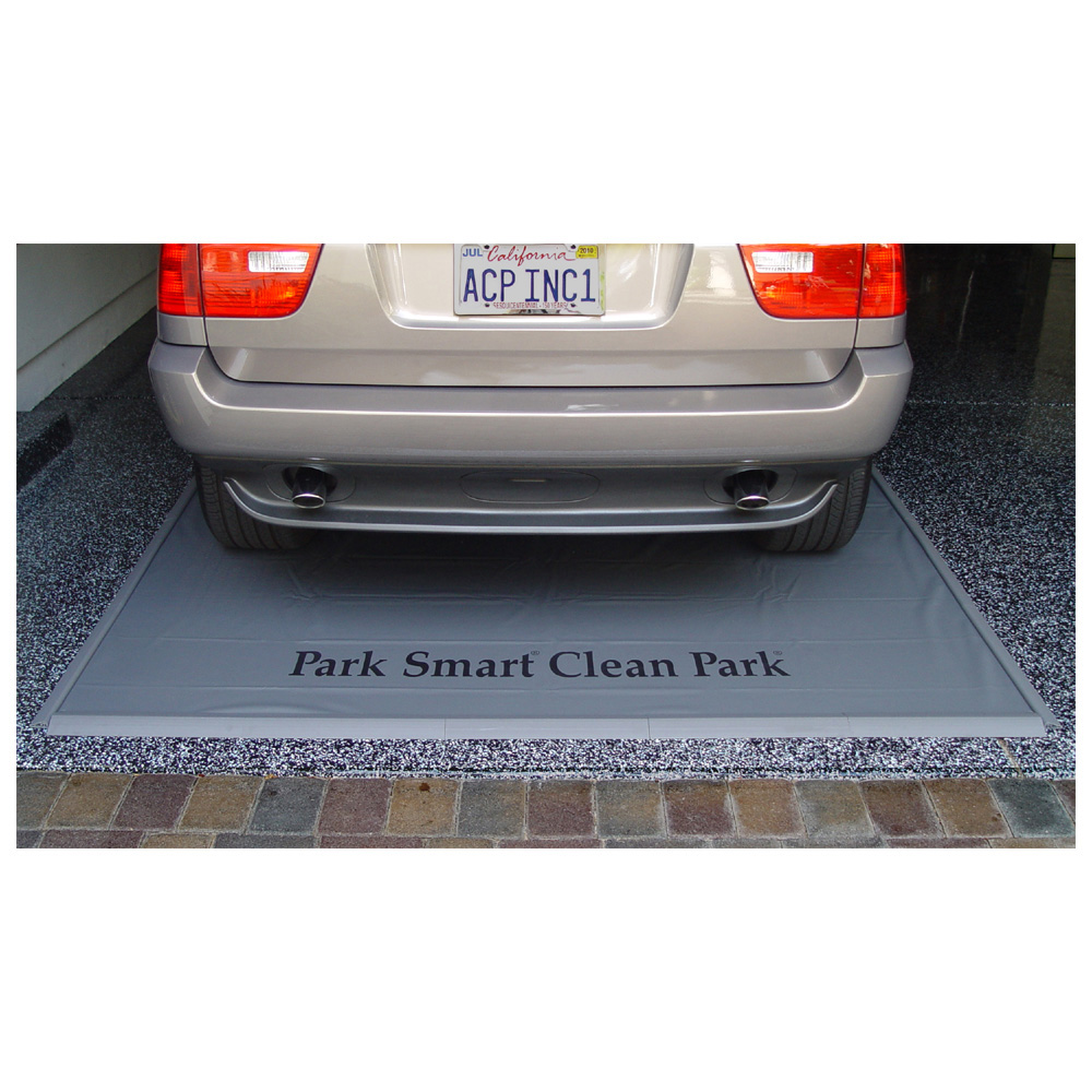 Keep Snow Off Garage Floor With A Park Smart Clean Park