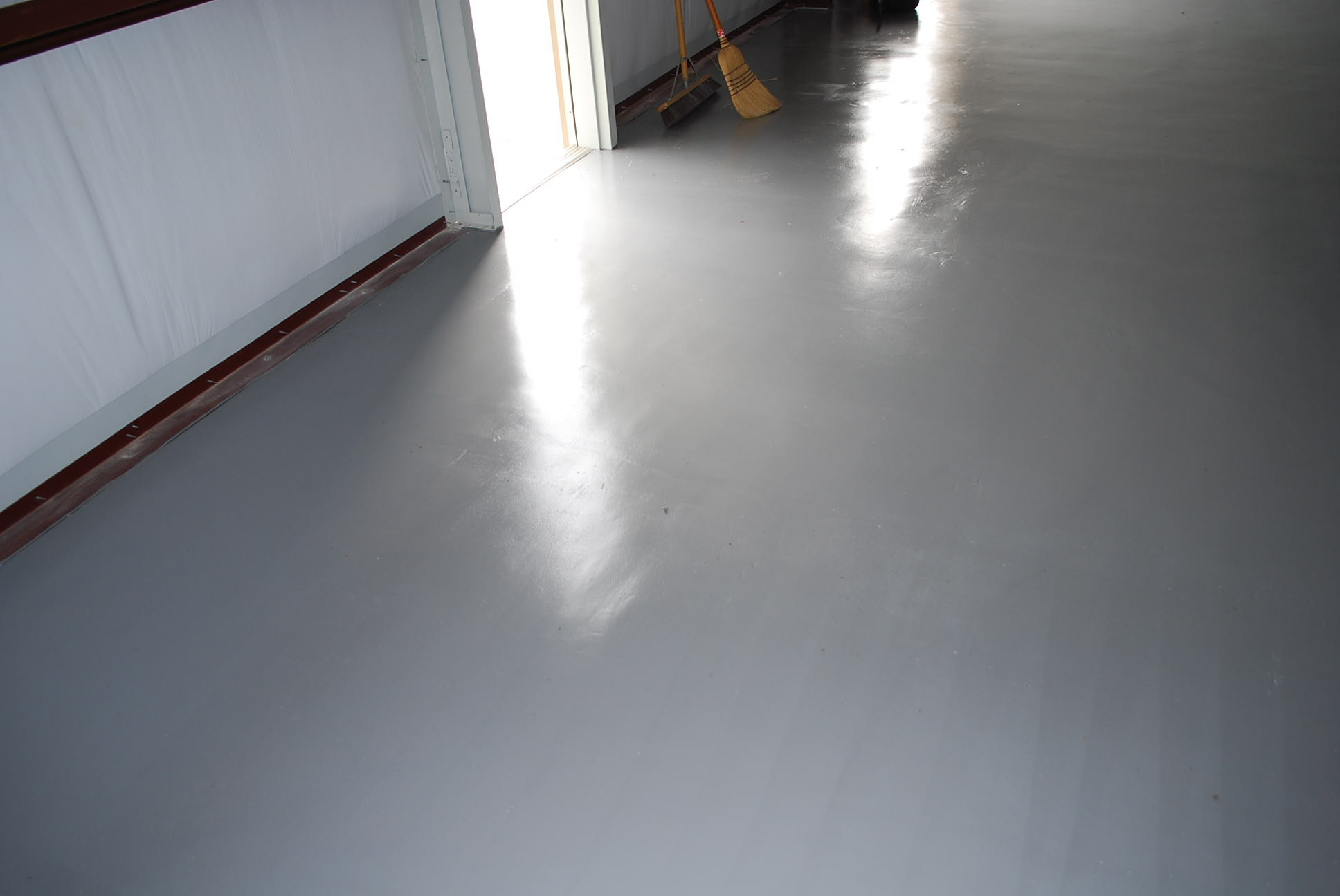 Garage Epoxy Cure Time What To Know About Garage Floor Coatings Justin S Brain Dump