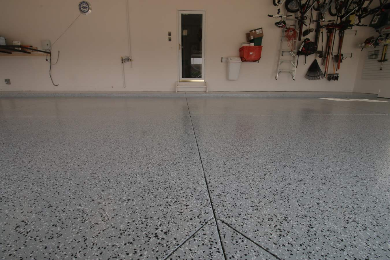 Garage Floor Epoxy Options Garage Flooring Options From Garage Mats To Coatings