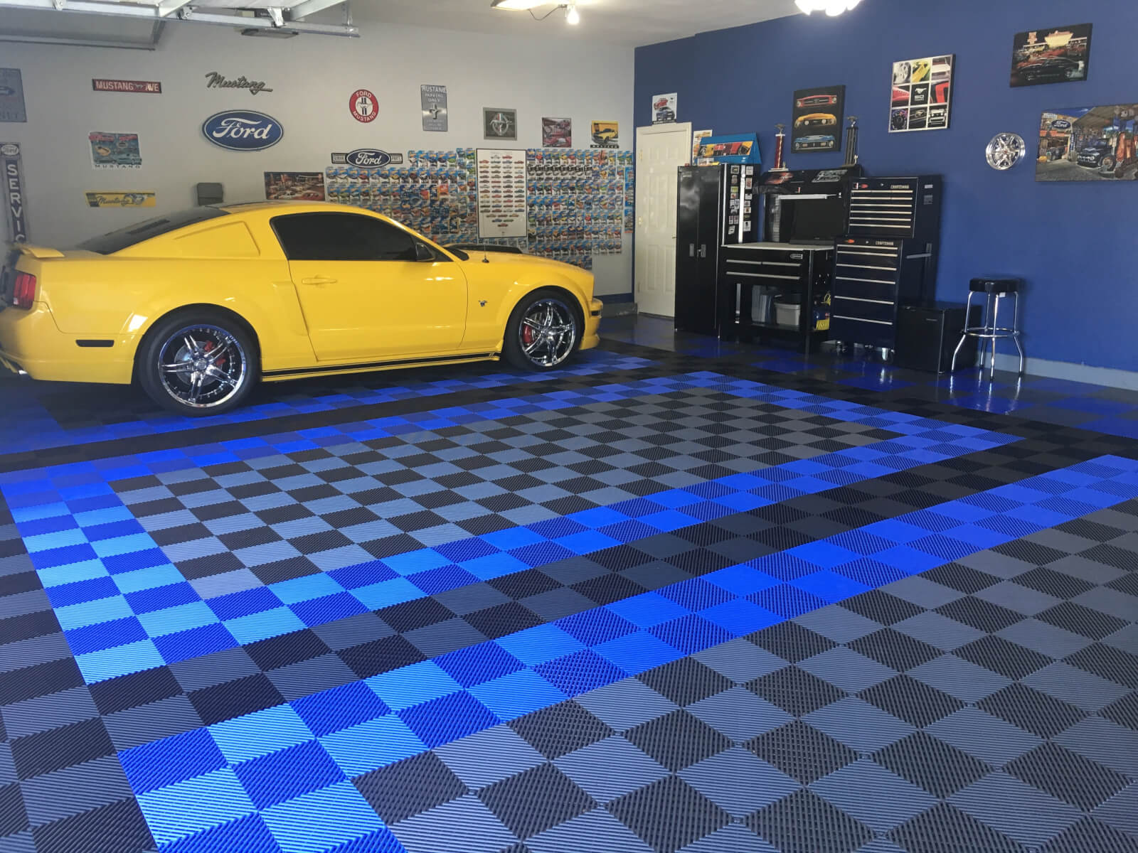Top 10 Questions About Garage Floor Tiles In 2018