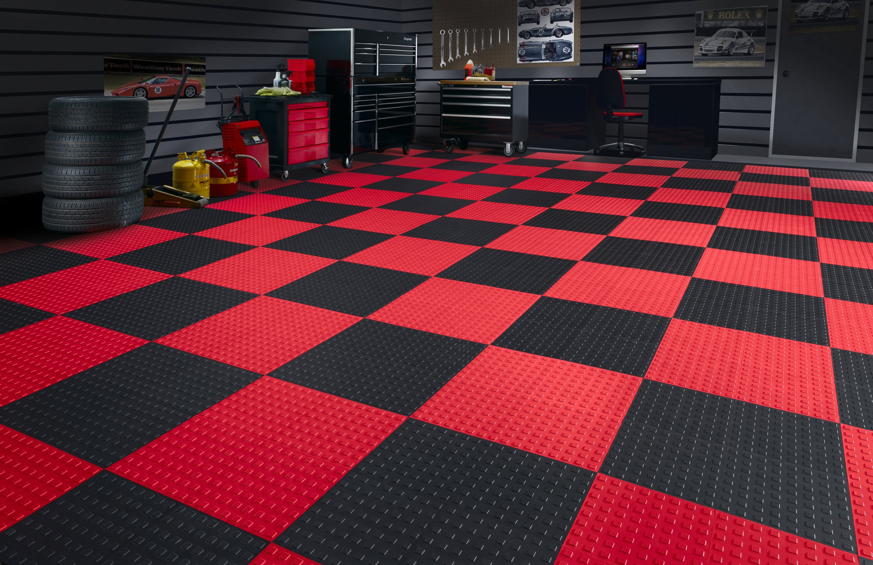 Garage Floor Tiles That Drain Faq Garage Floor Tiles Garageflooringllc