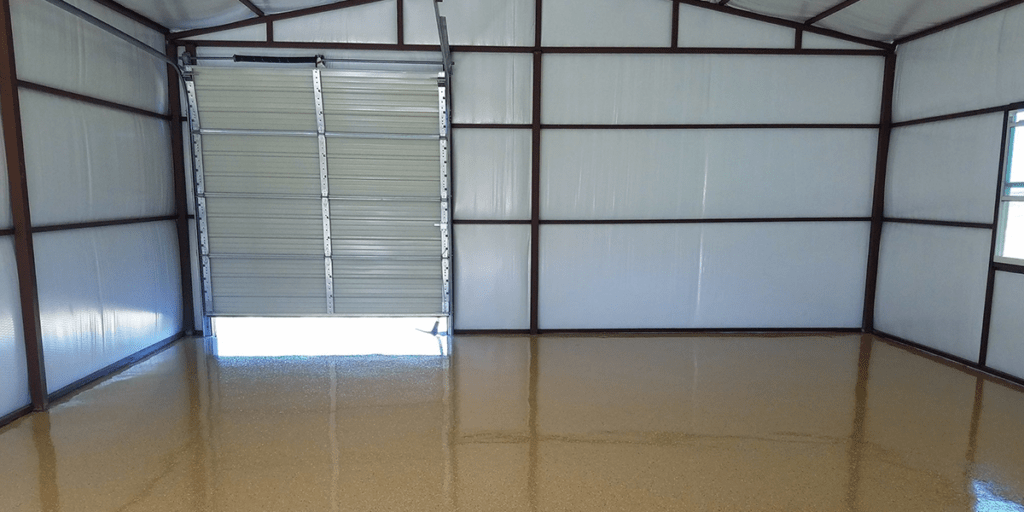 Garage Floor Epoxy Flooring Contractor Dallas Fort Worth
