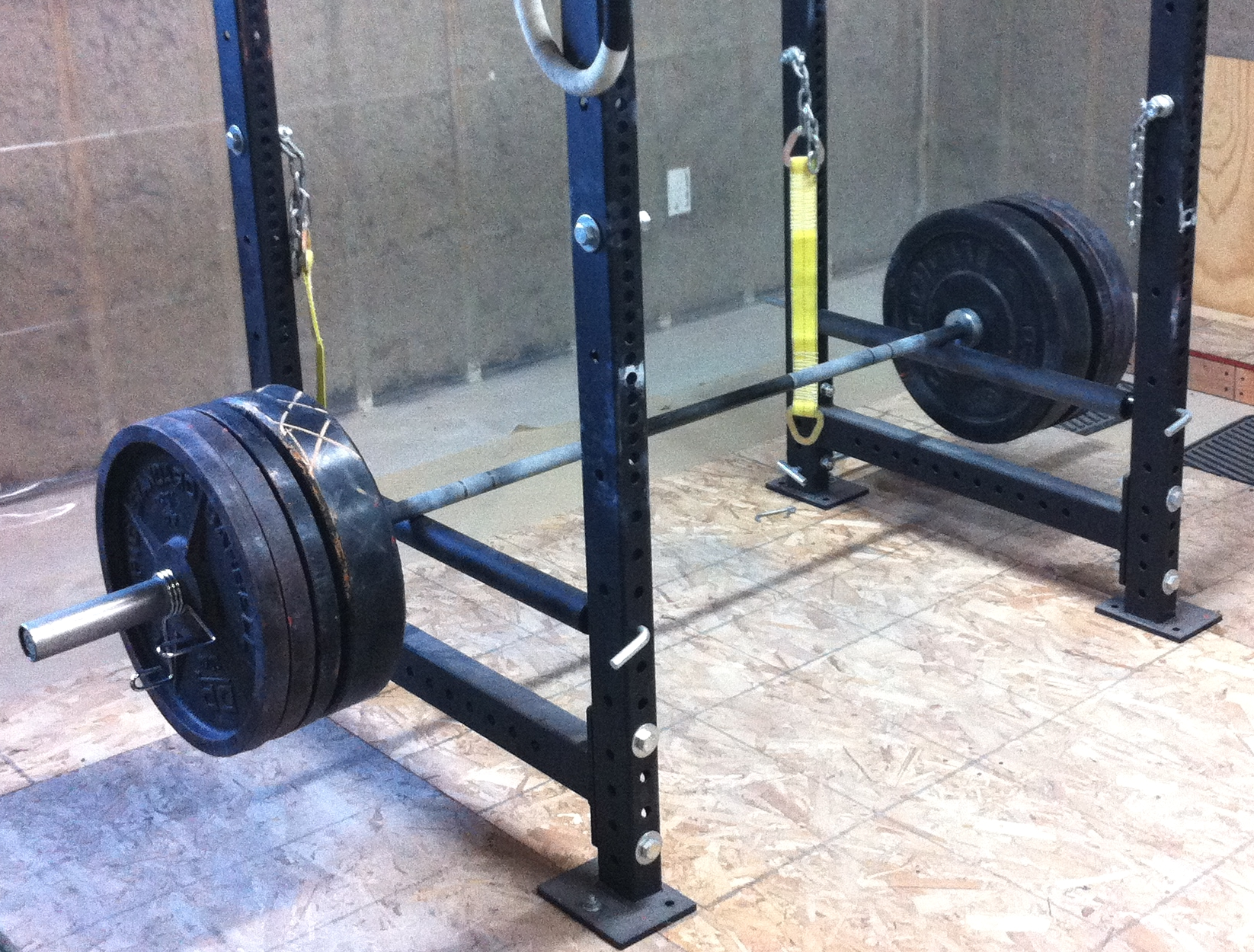 Homemade Squat Safety Stands Homemade Ftempo