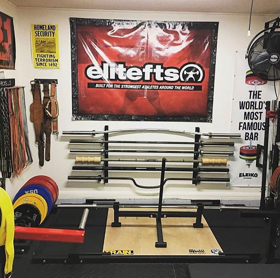 Garage Gym Reviews Titan Step Into This Coast Guardsman S Amazing Garage Gym Garage Gym Lab