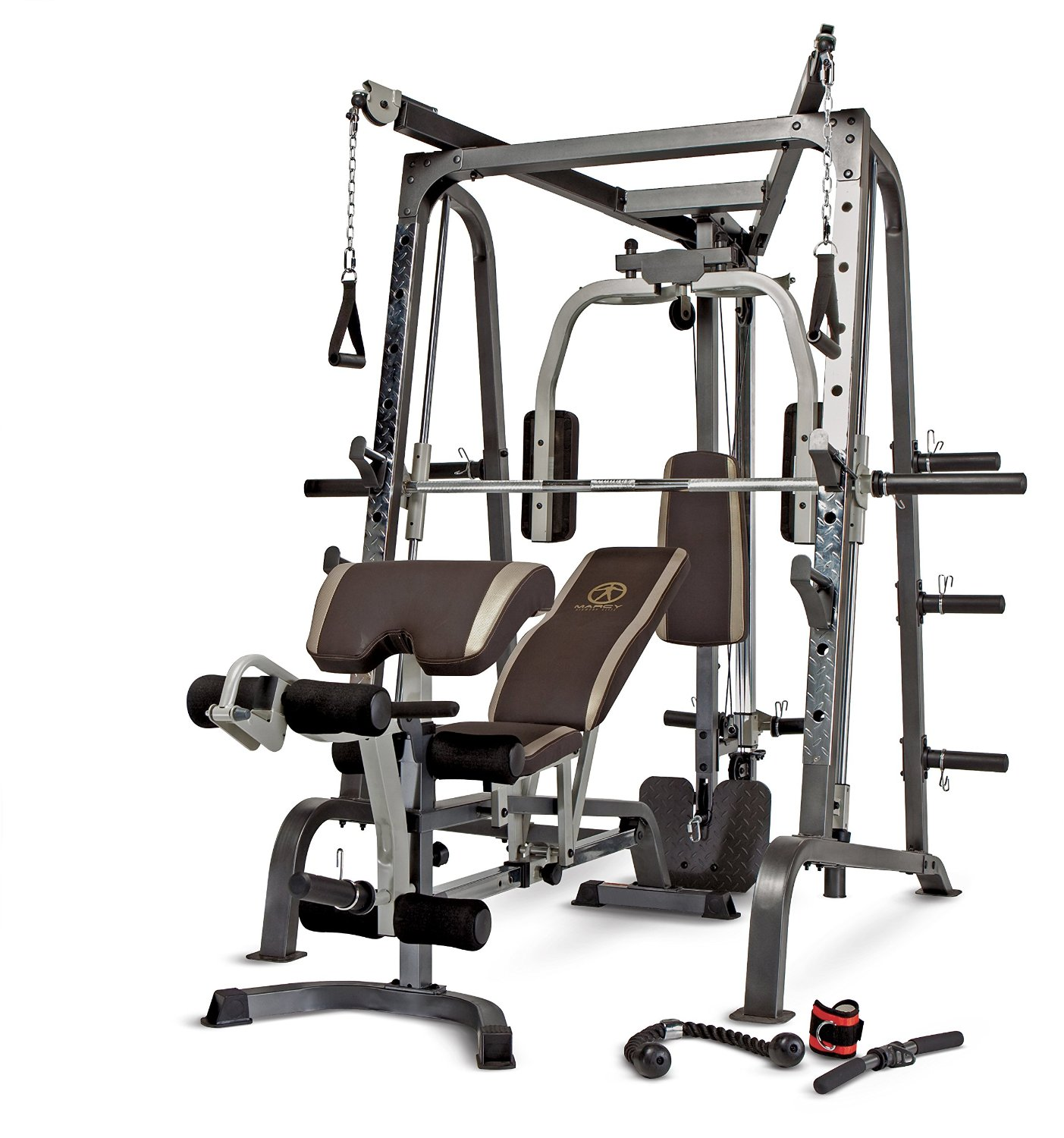 Garage Gym Reviews Titan Best Smith Machine For Home Or Garage Gym Top 10 Reviews 2019