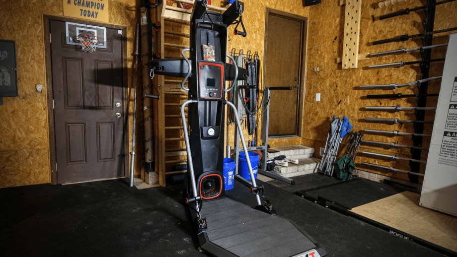 Garage Gym Humidity Bowflex Hvt In Depth Review