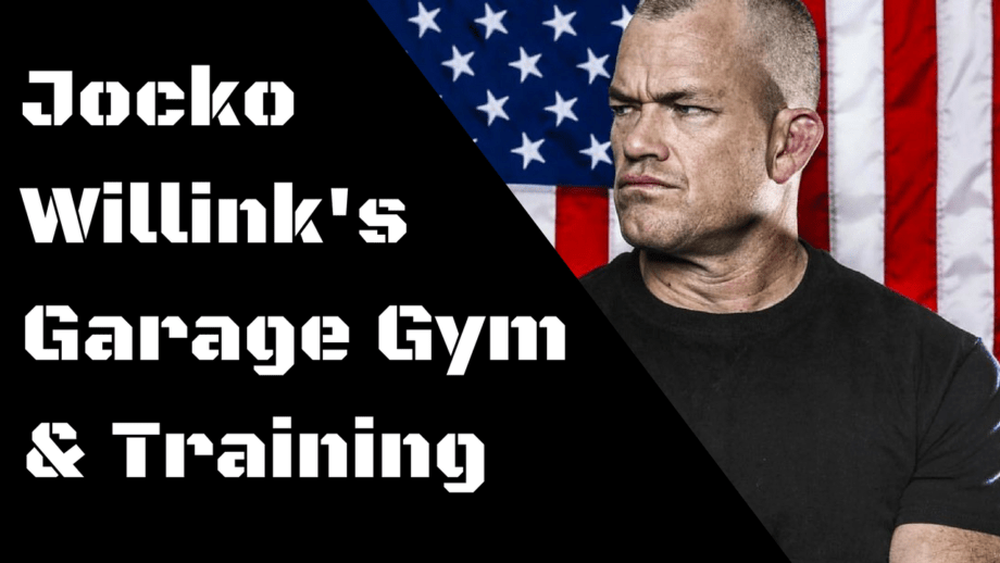 Garage Gym Warrior Jocko Willink S Garage Gym Training