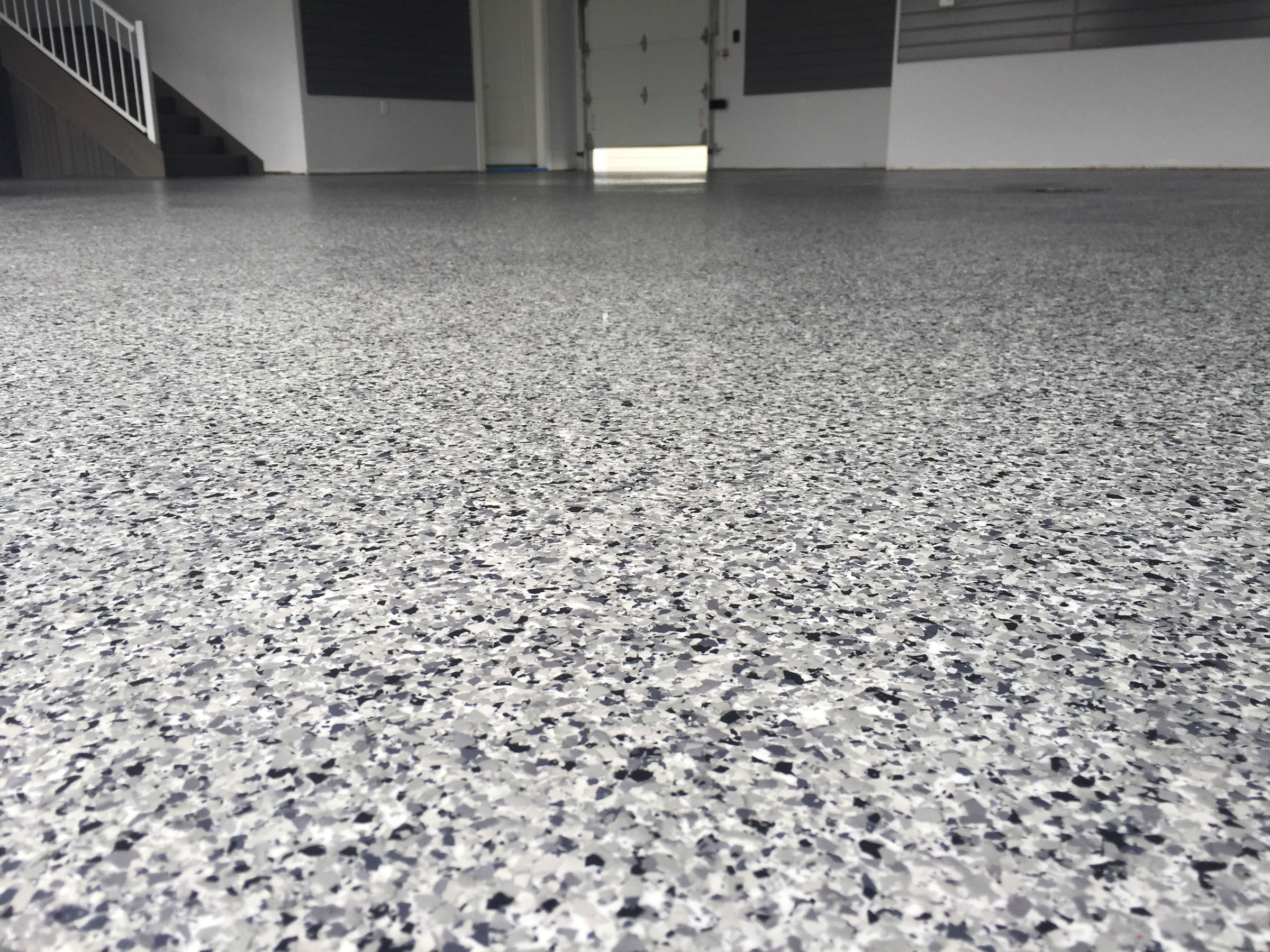 Awesome Epoxy Garage Floors In Victoria Bc Garage Kings