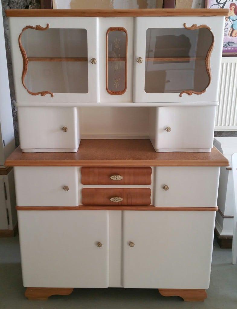 Alte Küchenschränke