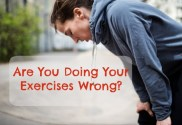 Signs That You're Not Doing Your Workouts The Right Way