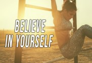 believe in yourself blog