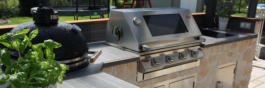 Outdoor Küche Broil King Einbaugrill Shop: Built-in Grill Vom Outdoor Küchen Profi
