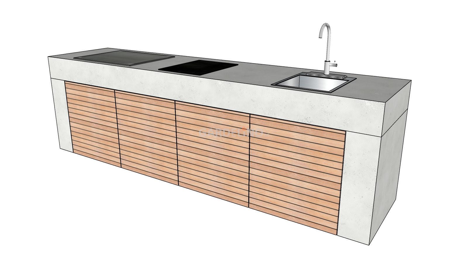Outdoor Küche Ohne Grill : Outdoor küche ohne grill outdoor küche für den außenbereich in