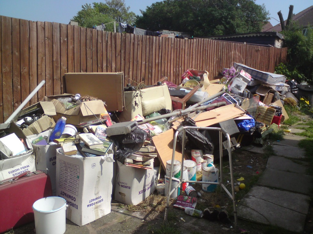 Garden Clearance Southampton Rubbish Removal Waste Recycling Service - Garden Furniture Clearance Dorset