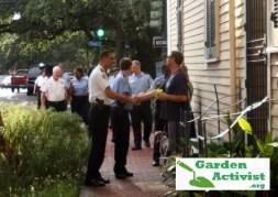 Community Gardens and Crime Prevention