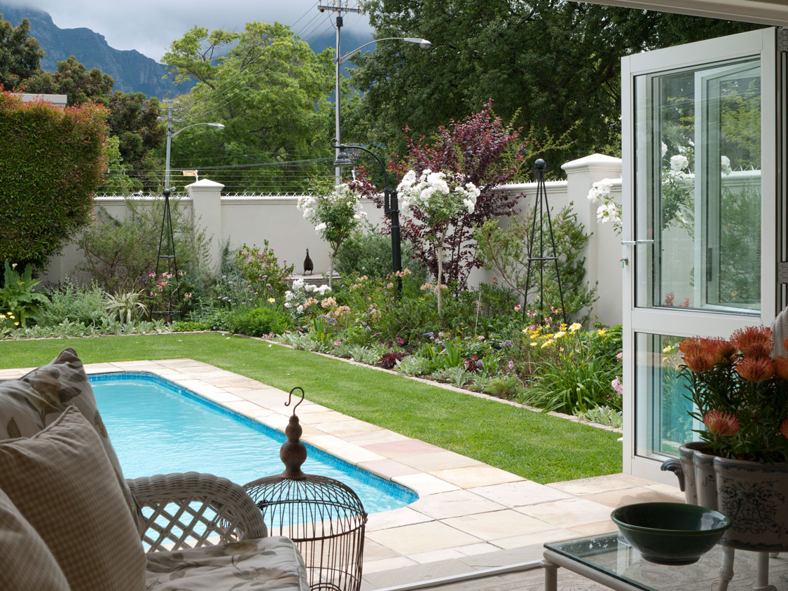 Romantic Pool Ideas Romantic Braai Room Sa Garden And Home