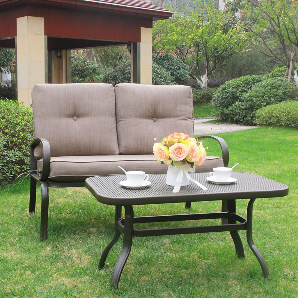 Patio Furniture Wrought Iron Patio Furniture The Garden And Patio Home Guide
