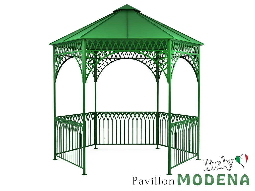 Pavillon Metall Pavillon Metall