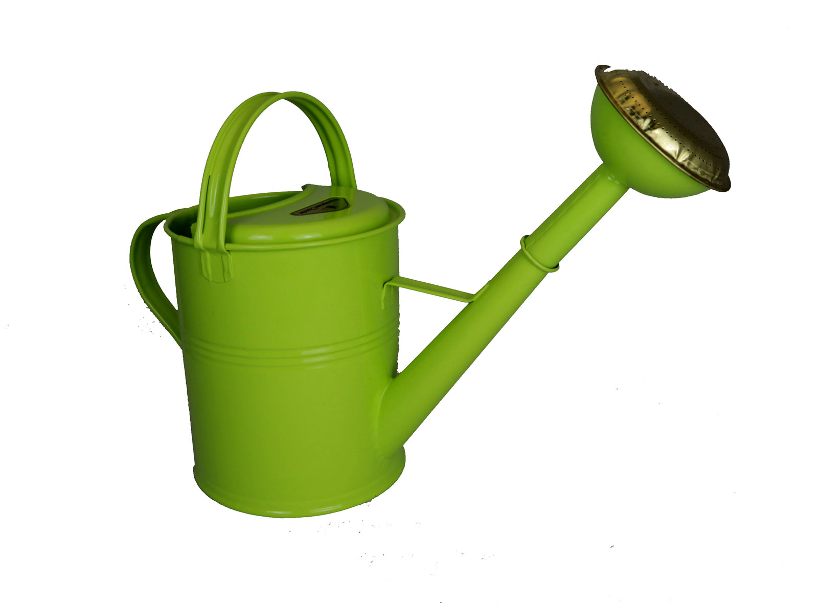 Galvanized Watering Cans Classic Round Galvanized Watering Can 1 25 Gallon Plain