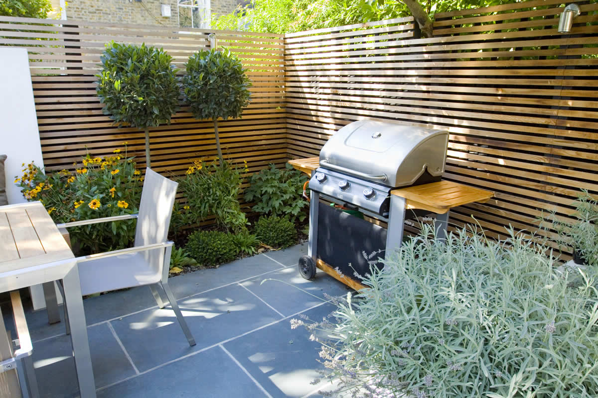 Gartensitzplatz Ideen Contemporary Small Family Garden Designers In Clapham Sw4