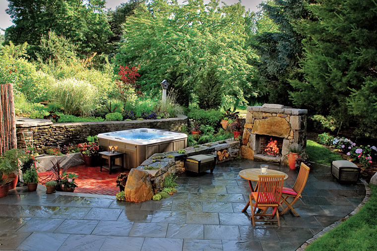 Design Your Own Outdoor Dining Area Garden Design For Living