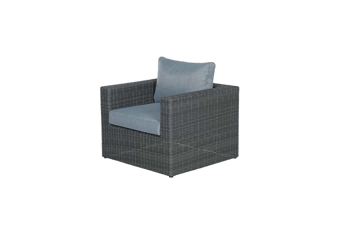 Sessel Earl Silverbird Lounge Sessel Earl Grey HØ6 5mm Reflex Grey
