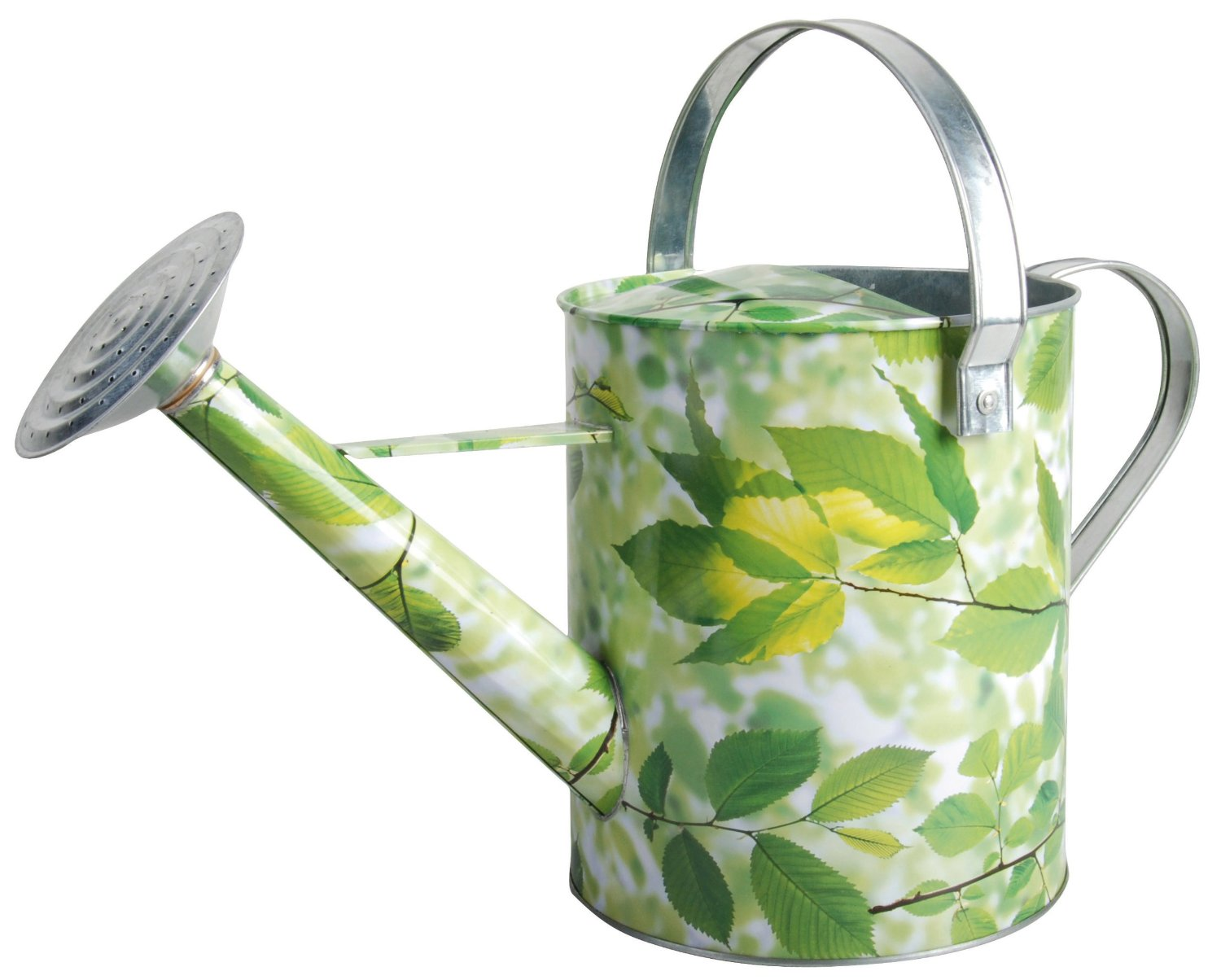 Plant Watering Cans Green Leaf Watering Can Gardening Nirvana