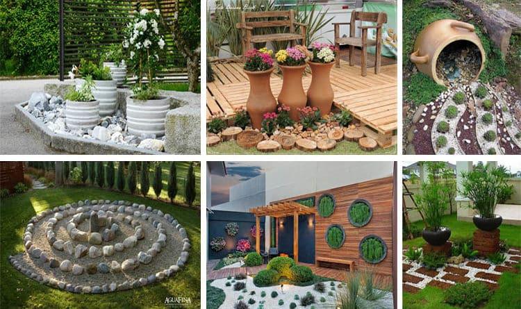 5 garden design ideas to make a small garden look amazing