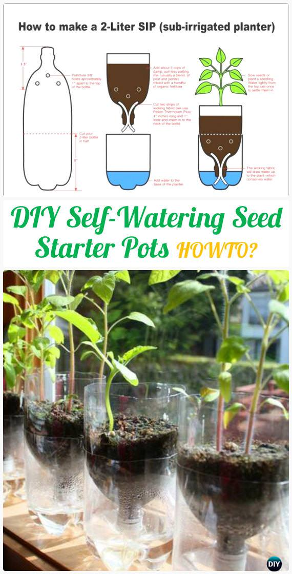 Garten Beete Diy Plastic Bottle Garden Projects & Ideas - Gardening Viral