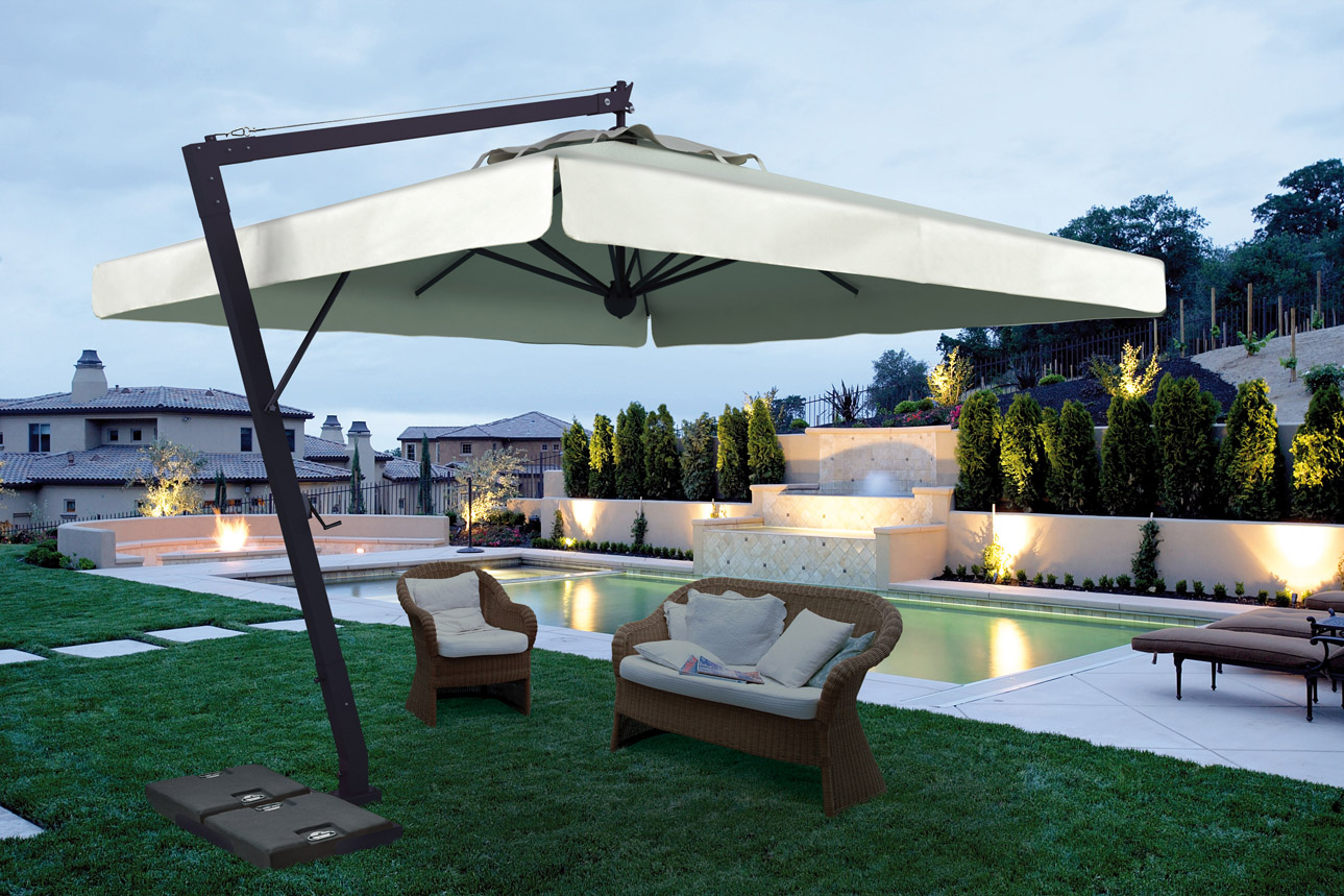 Parasol De Jardin Garden Parasol Garden Parasols Patio Umbrellas Made In