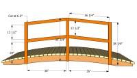 backyard bridge plans - 28 images - garden bridge ideas ...