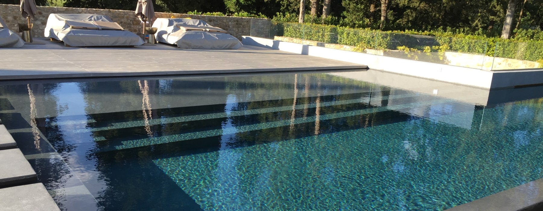Piscina Design Design Pools Garden Pool Realizzazione Piscine In Toscana