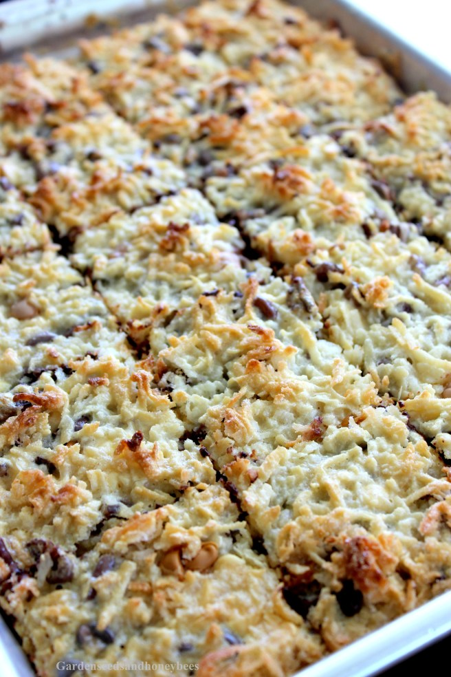 7 Layer Bars or Magic Bars