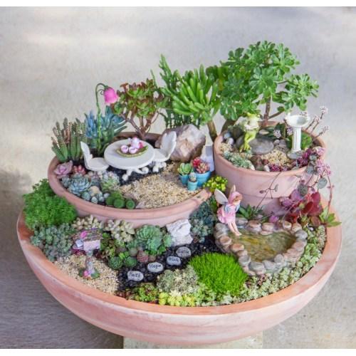 Medium Crop Of Fairy Garden Pictures