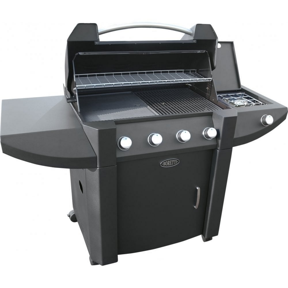 Boretti Robusto Review Robusto 4 Burner Gas Bbq