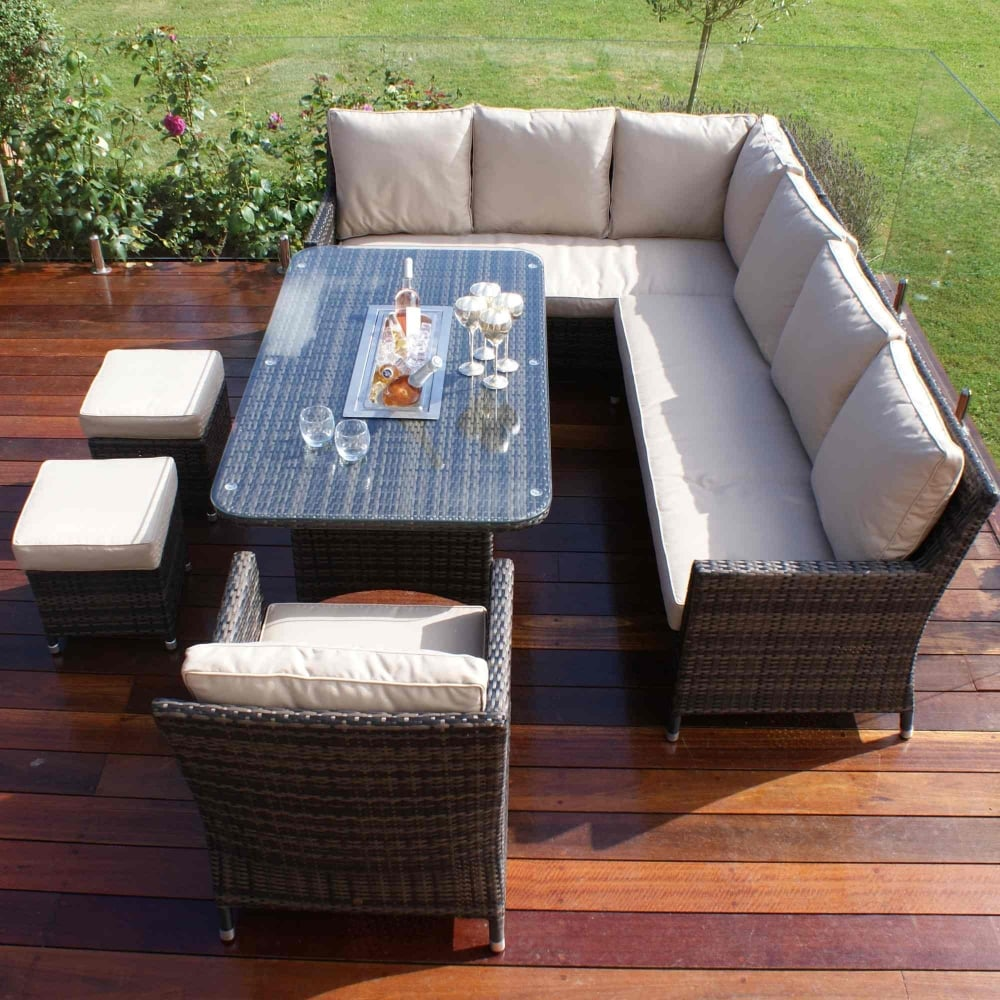Rattan Corner Sofa Ireland Garden Furniture Corner Sofa Dining Set Best Interior Furniture