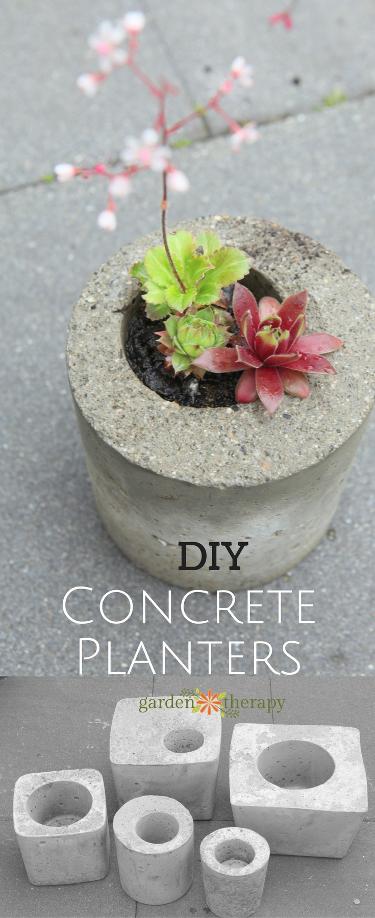 Outdoor Planters Near Me How To Make Concrete Planters