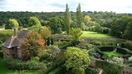 Sissinghurst Castle Southeast Gardens Photo GraceKelly