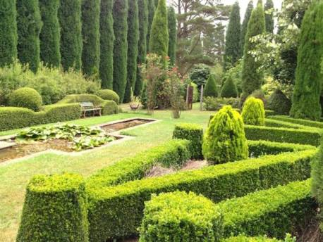 Southdown Cottages parterre