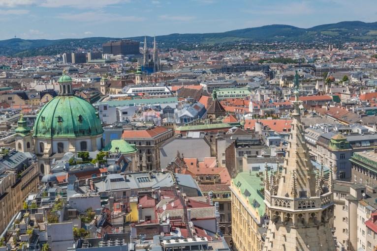 Vienna shutterstock_156948833